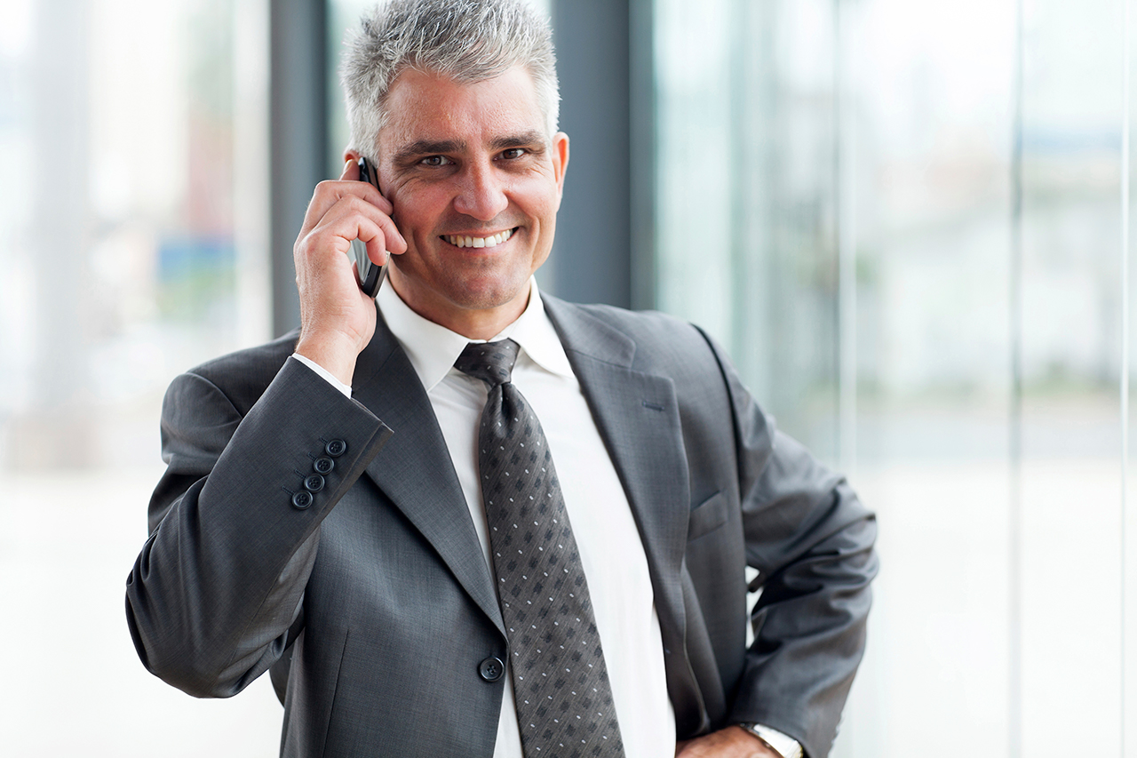 work with a local agent to benefit from their extensive network
