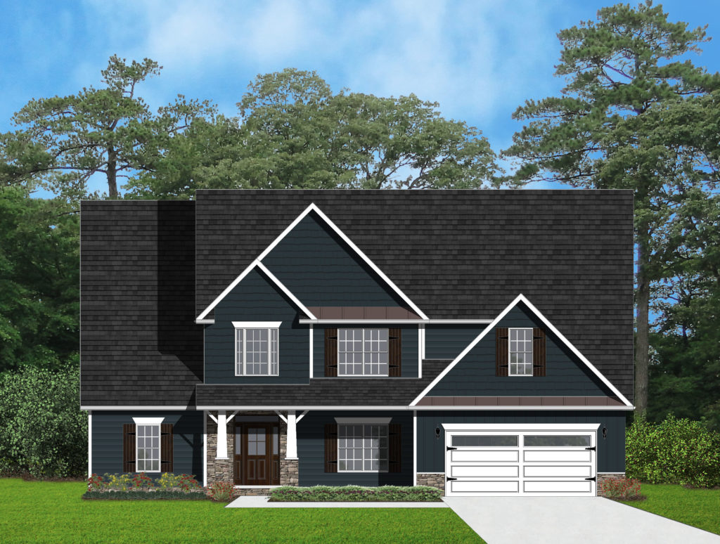 51 N Lumina Lane in the Johnston County Parade of Homes