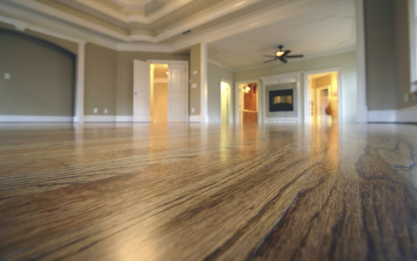 new flooring to increase home value