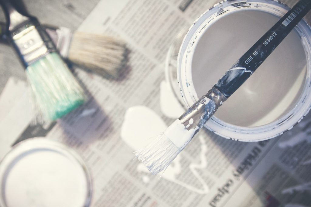 painting and other home improvements